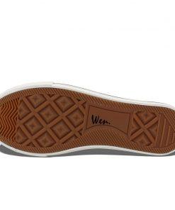 Wen Design Custom Red Hand Painted Shoes Walking Dead High Top Men Women s Canvas Sneakers 4