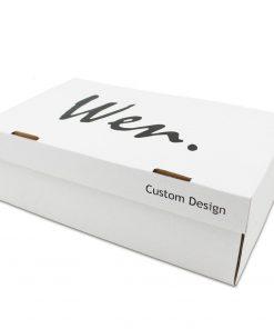 Wen Design Custom Red Hand Painted Shoes Walking Dead High Top Men Women s Canvas Sneakers 5