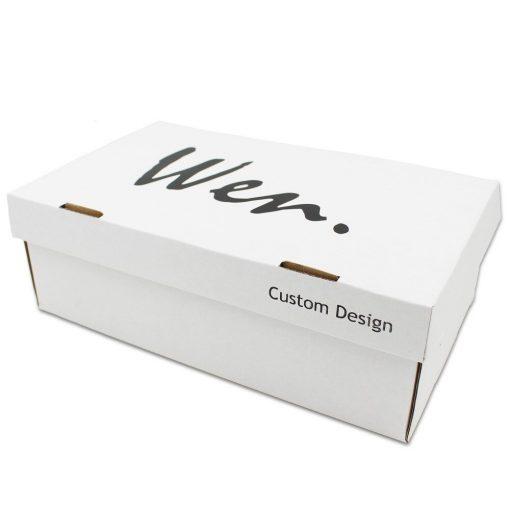 Wen Grey Hand Painted Shoes Design Custom Walking Dead Boys Girls Gifts High Top Men Women 5