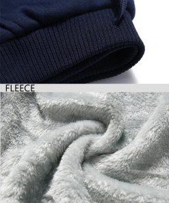 Winter Hoodies For Men 2018 New Arrival Camouflage Sweatshirt Thick Fleece Hoody WALKING DEAD Punk Streetwear 3