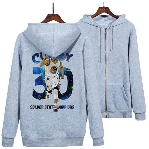Winter warm casual hoodies pink red black gray 30 stephen curry jersey hip hop hoodies sweatshirt 1