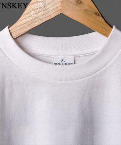 XXXL T shirt Winter Coming The Walking Dead Negan Men Tops Tees Cool Black Punk T 3
