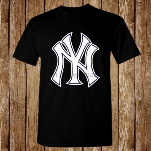 York Yankees Baseball Logo New T Shirt Size S 5Xl