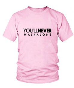 You ll Never Walk Alone T shirt Liverpool For Fans All Champions 2018 Fashion Men s 2