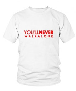 You ll Never Walk Alone T shirt Liverpool For Fans All Champions 2018 Fashion Men s 3
