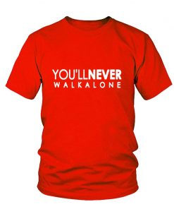 You ll Never Walk Alone T shirt Liverpool For Fans All Champions 2018 Fashion Men s 4
