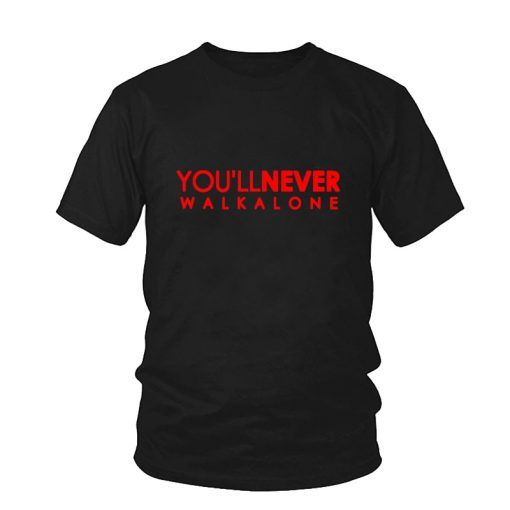 You ll Never Walk Alone T shirt Liverpool For Fans All Champions 2018 Fashion Men s