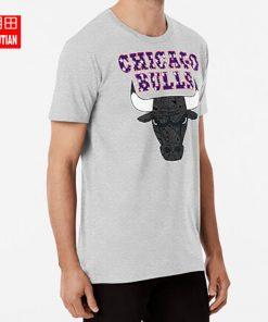american chicago bull wild animals T shirt american europe asian african movies action adventure cartoon animaton 2