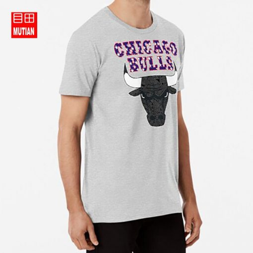 american chicago bull wild animals T shirt american europe asian african movies action adventure cartoon animaton 2
