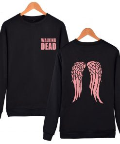 hot sale Walking Dead Sweatshirt Hoodies in Men Women Hip Hop Fashion High Quality Autumn Winter 3