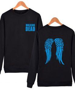 hot sale Walking Dead Sweatshirt Hoodies in Men Women Hip Hop Fashion High Quality Autumn Winter 4