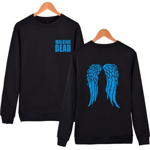 hot sale Walking Dead Sweatshirt Hoodies in Men Women Hip Hop Fashion High Quality Autumn Winter 4