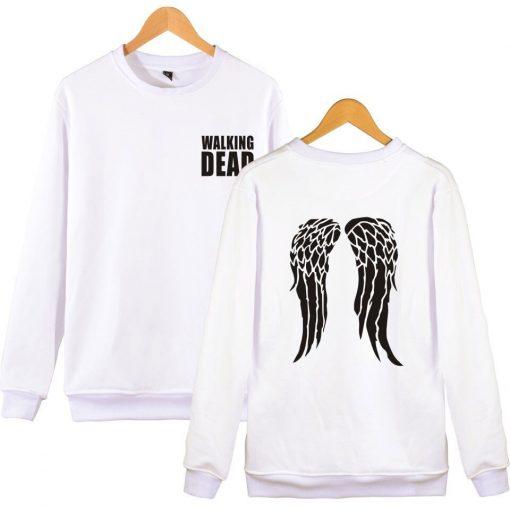 hot sale Walking Dead Sweatshirt Hoodies in Men Women Hip Hop Fashion High Quality Autumn Winter 5