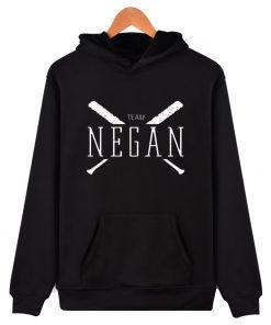 luckyfriday 2017 new the walking dead negan hoodies and sweatshirs hoodie men hip hop negan hoody