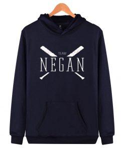 luckyfriday 2017 new the walking dead negan hoodies and sweatshirs hoodie men hip hop negan hoody 5