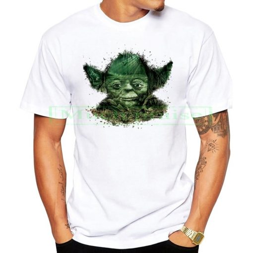 star wars t shirt men new design tee shirt man summer t shirt starwars robot shirt 1