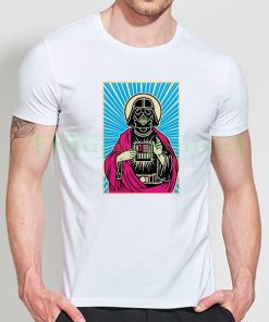 star wars t shirt men new design tee shirt man summer t shirt starwars robot shirt 3