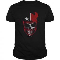 t shirt Fashion men t shirt bioshick texan punisher ghost recon the punisher nf