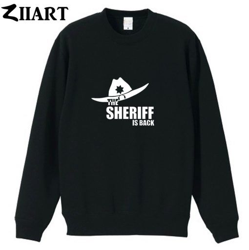 the walking dead the sheriff is back couple clothes boys man male cotton autumn winter fleece