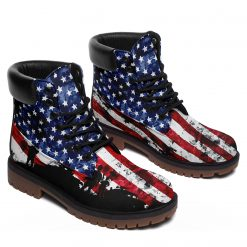 Limited America Flag 3D Women Men Timboot