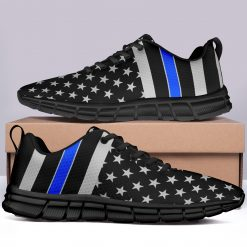 New Design London Limited Style Casual Sneakers Custom America Flag