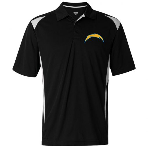 Los Angeles Chargers NFL Pro Line by Fanatics Branded Gray Victory Arch Shirt