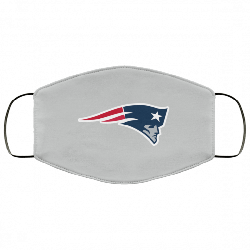 New England Patriots NFL Pro Line Black Team Lockup FMA Face Mask
