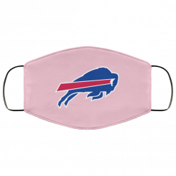 Buffalo Bills NFL Pro Line Gray Victory Arch FMA Face Mask