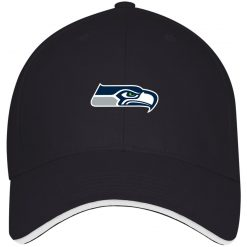Seattle Seahawks NFL Pro Line Gray Victory Twill Cap