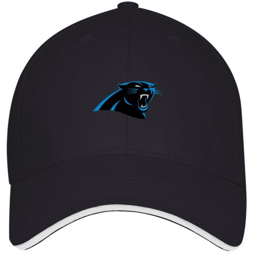 Panthers NFL Pro Line by Fanatics Branded Gray Victory Twill Cap
