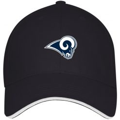 Los Angeles Rams NFL Pro Line by Fanatics Branded Gray Victory Twill Cap