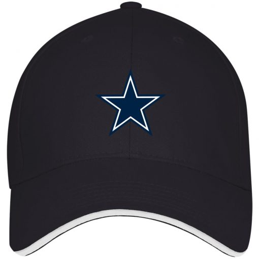 Dallas Cowboys NFL Pro Line by Fanatics Branded Gray Victory Twill Cap