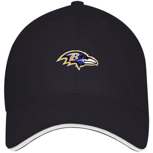 Baltimore Ravens NFL Pro Line by Fanatics Branded Gray Victory Twill Cap