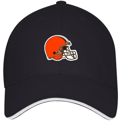 Cleveland Browns NFL Pro Line by Fanatics Branded Brown Victory Twill Cap