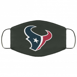 Houston Texans NFL Pro Line by Fanatics Branded Red Victory FMA Face Mask
