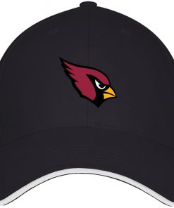 Arizona Cardinals NFL Pro Line by Fanatics Branded Gray Victory Twill Cap
