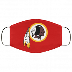 Washington Redskins NFL Pro Line by Fanatics Branded Gray Victory FMA Face Mask