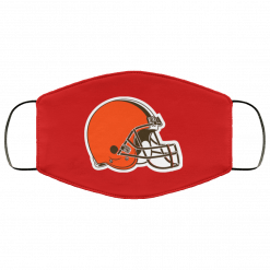 Cleveland Browns NFL Pro Line by Fanatics Branded Brown Victory FMA Face Mask