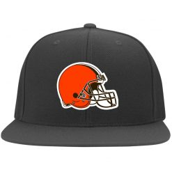 Cleveland Browns NFL Pro Line by Fanatics Branded Brown Victory Twill Flexfit Cap