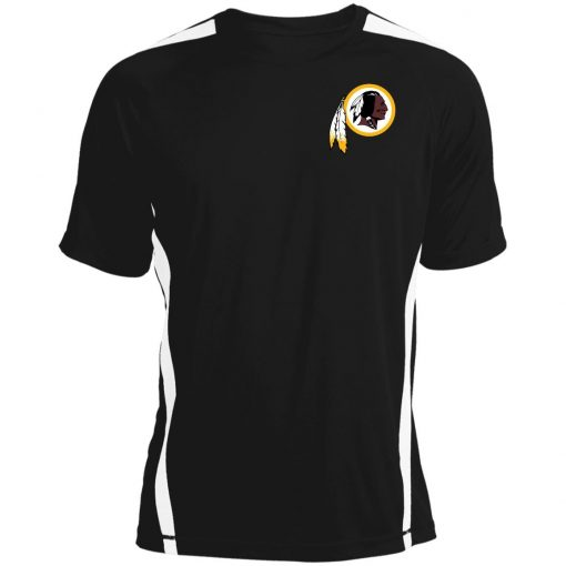 Washington Redskins NFL Pro Line by Fanatics Branded Gray Victory Colorblock T-Shirt