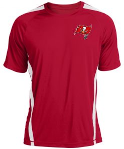 Tampa Bay Buccaneers NFL Pro Line by Fanatics Branded Gray Victory Colorblock T-Shirt