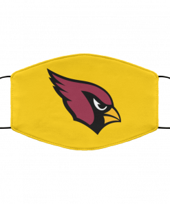 Arizona Cardinals NFL Pro Line by Fanatics Branded Gray Victory FMA Face Mask