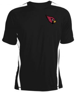 Arizona Cardinals NFL Pro Line by Fanatics Branded Gray Victory Colorblock T-Shirt