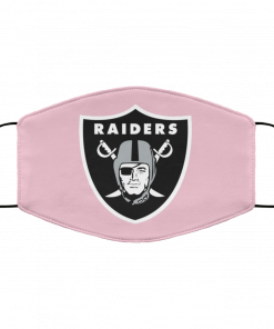 Oakland Raiders NFL Line by Fanatics Branded Black Victory FMA Face Mask