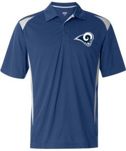 Los Angeles Rams NFL Pro Line by Fanatics Branded Gray Victory Shirt