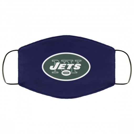 New York Jets NFL Line by Fanatics Branded Vintage Victory FMA Face Mask