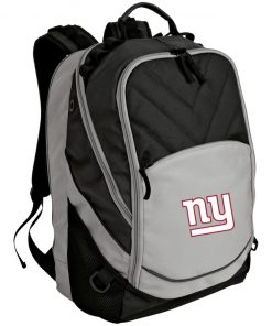 New York Giants NFL Pro Line Gray Victory Laptop Computer Backpack