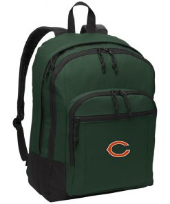 Chicago Bears NFL Pro Line Gray Victory Basic Backpack