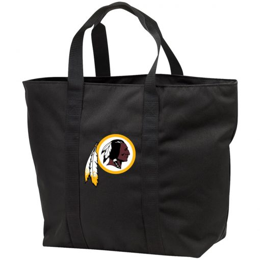 Washington Redskins NFL Pro Line by Fanatics Branded Gray Victory Tote Bag