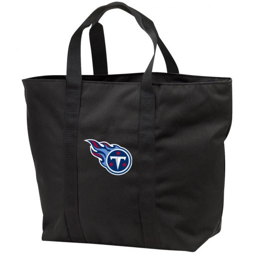 Tennessee Titans NFL Pro Line by Fanatics Branded Light Blue Tote Bag